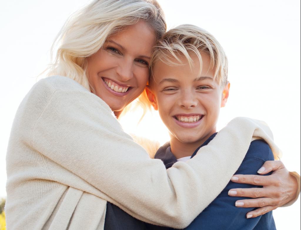 Mutter Sohn Beziehung in der Pubertät - BoysUp